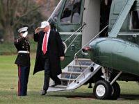 Trump, Marine One, Hat