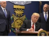 Trump Signs Travel Ban
