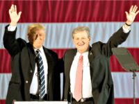 Trump and LA Sen. John Kennedy