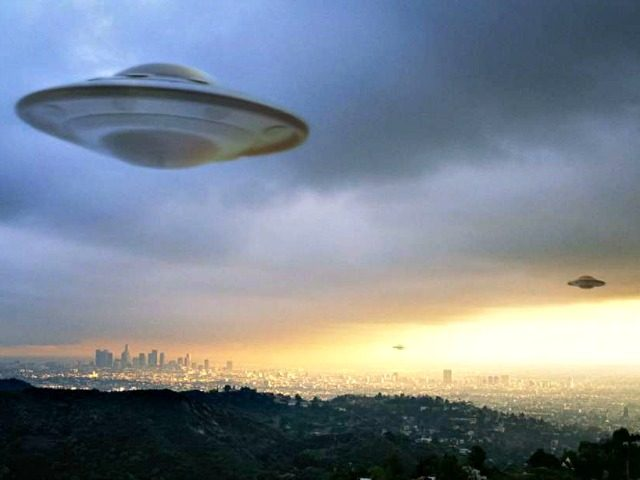 UFO Lorenz and AvelarGetty Images