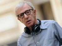US film director Woody Allen walks at Piazza della Pace (Peace's square) in central Rome during the filming of his new movie, The Bop Decameron, on July 25, 2011. 'Bop Decameron' is a romantic comedy based on Italian poet Giovanni Boccaccio's Decameron -- a famous 14th-century collection of bawdy tales. …