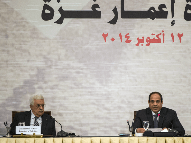 Egypt's Sisi invites Palestinian's Abbas for talks