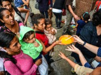 Report: 80 Percent of Venezuelans Short of Food