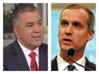 Collage of David Bossie and Corey Lewandowski