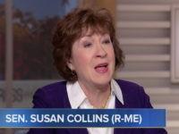 Sen. Susan Collins (R-ME),