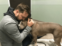 Oklahoma veteran reunited with missing dog just in time for Christmas