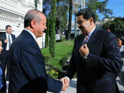 Turkey's Erdogan Invites Venezuela's Maduro to Anti-Israel 'Islamic Community' Meeting