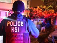 ICE Agents bust transnational gang members.