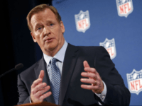 Goodell: 'I Don't Agree' Kaepernick Has Been Blackballed Over National Anthem Protests