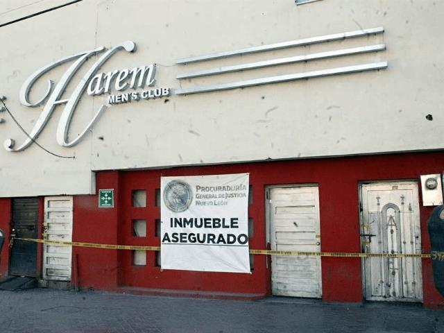 Strip Monterrey Club Mexico