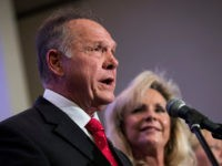 Commanding Lead: GOP Judge Roy Moore Storms out to Nine-Point Lead over Radical Democrat Doug Jones