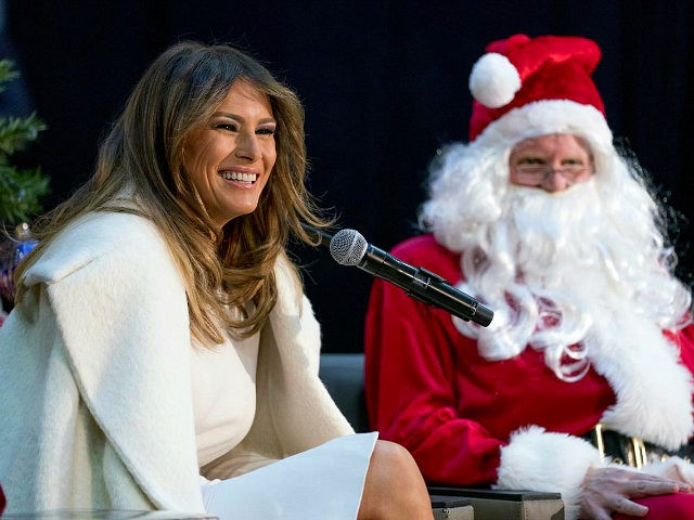 Melania Trump Shares Dream Holiday Destination - And It's Not the White House