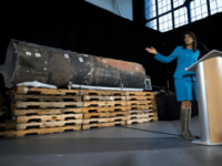 Iran Claims Missile U.S. Ambassador Nikki Haley Displayed Is 'Fabricated'