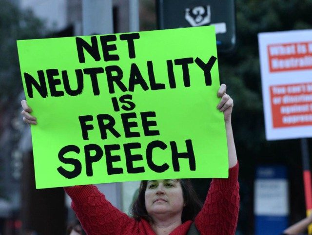 Net neutrality and the web of deregulation