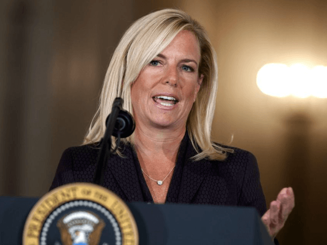 Senate confirms Trump's 2nd permanent DHS chief