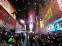 New Years Eve in Times Square NYC