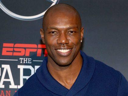 Former NFL receiver Terrell Owens
