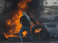 Palestinian Rioters Use Explosive Device to Damage Israel Border Fence