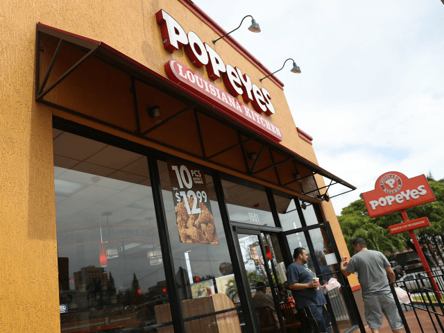 CHICKENS OUT: Hungry Tennessee man sues Popeyes over sold-out chicken sandwich