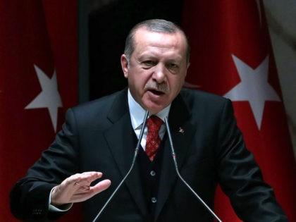 Turkey's Erdogan: Israel a 'Child-Killer' and U.S. a 'Partner in Bloodshed'