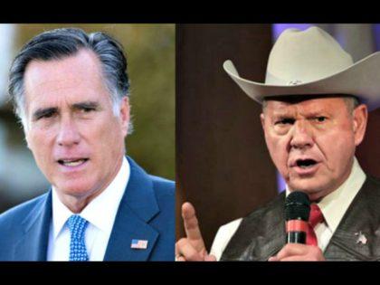 Romney vs Moore