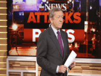 "In this Nov. 16, 2015 photo provided by ABC, correspondent Brian Ross speaks on ""Good Morning America,"" which airs on the ABC Television Network, in New York. ABC has suspended investigative reporter Ross Saturday, Dec. 2, 2017, for four weeks without pay for the network's incorrect Michael Flynn report on Friday. (Fred Lee/ABC via AP)"
