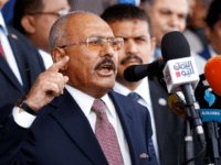 Arab Coalition Joins Saleh in Call Against Houthis in Yemen
