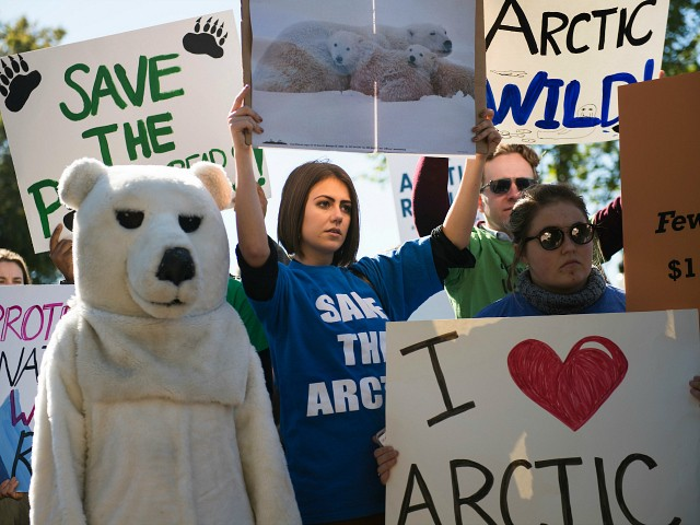 Delingpole  Arctic National Wildlife Refuge Drilling: Trump Parks His Tanks on Sierra Club's Lawn - Breitbart