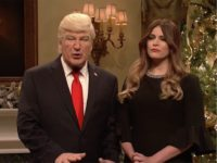 "With Christmas approaching, ""Saturday Night Live"" delivered a ""Christmas message …"