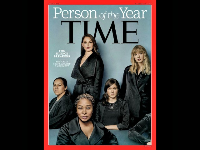 Politician Direct time-person-of-the-year-f0bc3eb1942dbe76 TIME Magazine's 2017 #MeToo 'Person of the Year' Cover Story References Trump Over a Dozen Times Breitbart Politics  Time Magazine The Silence Breakers Megyn Kelly Hillary Clinton Harvey Weinstein Donald Trump Big Journalism Big Hollywood #metoo