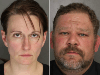 Robin Transue (left) pled guilty to Solicitation to commit Aggravated Assault and Statutory Sexual Assault. Her husband, Keith Transue (right) pled guilty to Criminal Coercion. Monroe County DA's Office
