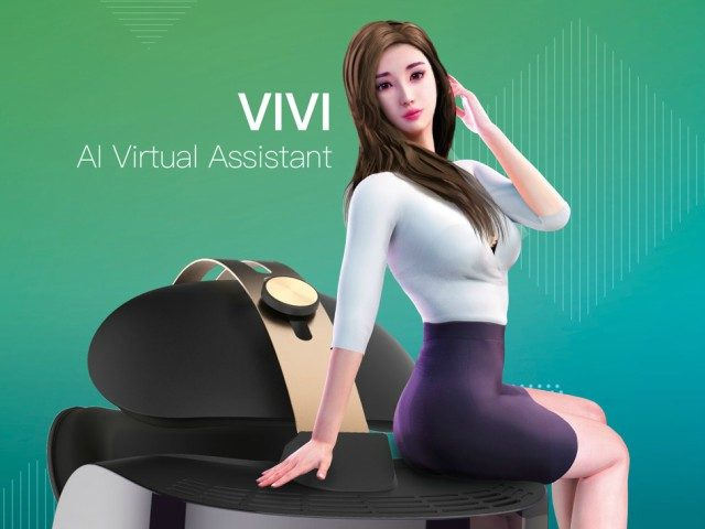virtual assistant vivi