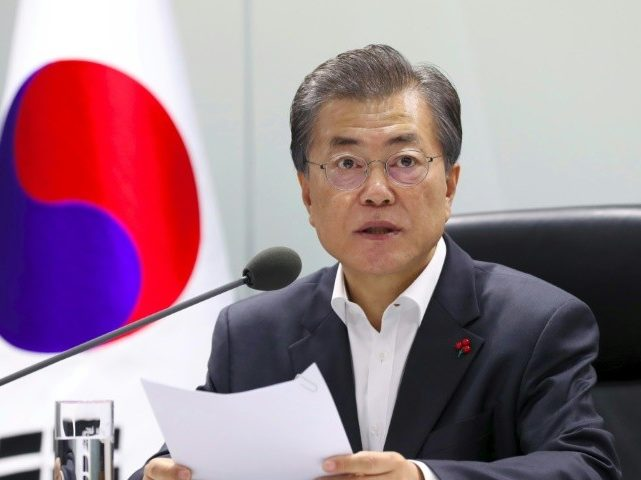 South Korea's Leftist President Offers China 'New Start' amid North Korea Tensions