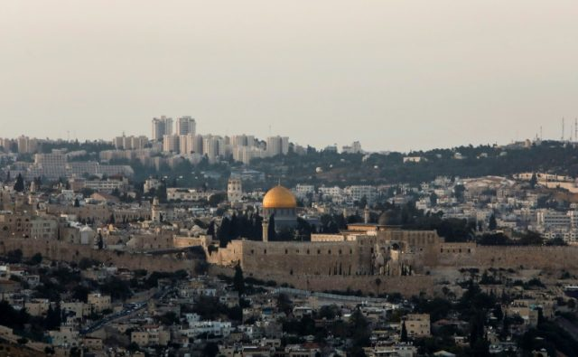 Trump's decision on Jerusalem has been met with near-universal criticism