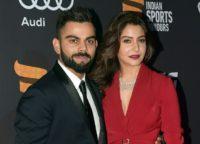 Indian cricketer Virat Kohli and Bollywood actress Anushka Sharma, who got married in Italy Monday