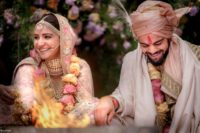 Cricketer Virat Kohli and Bollywood actress Anushka Sharma, dubbed 'Virushka' by Indian media, are one of the highest profile couples in star-obsessed India