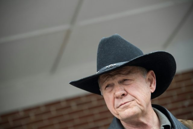Roy Moore was seen as a shoo-in for a US Senate seat in Alabama, but allegations he molested minors dealt a blow to the Republican's campaign