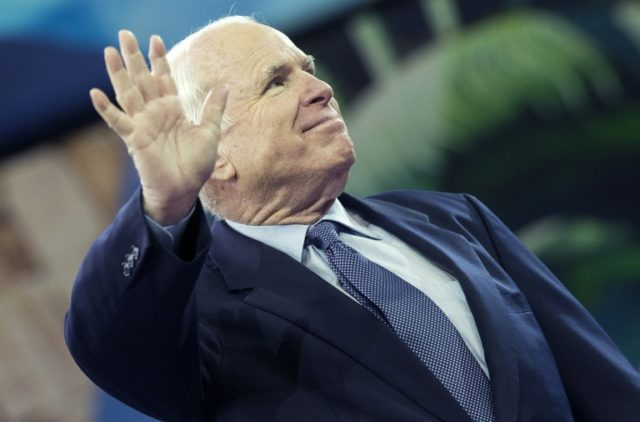 US Senator John McCain, 81, is battling a particularly aggressive form of brain cancer