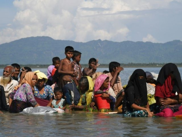 The Rohingya exodus was triggered by a Myanmar army crackdown that has been described as ethnic cleansing