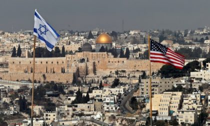 """""""EU leaders reiterate firm commitment to the two-state solution and, in this context, the EU position on Jerusalem remains unchanged,"""" EU President Donald Tusk tweeted"""