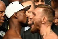 Showtime sports said the August fight between boxing star Mayweather and mixed martials arts king McGregor generated 4.3 million pay-per-view buys in North America