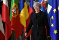 Prime Minister Theresa May has convinced EU leaders to endorse an interim deal on the terms of Britain's exit from the bloc