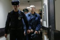 Former Russian economy minister Alexei Ulyukayev has been sentenced to 10 years in a penal colony on charges he took a $2 million bribe from the head of the state oil giant Rosneft