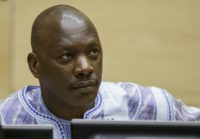 Lubanga -- now serving a 14-year jail term -- conscripted hundreds, and possibly thousands, of children into his militia