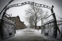 Kazimierz Piechowski and three other Auschwitz inmates escaped the camp in 1942 by stealing SS uniforms and hijacking the car of camp coordinator Rudolph Hoess