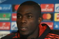 Manchester United's Eric Bailly has not played since the start of November after picking up an ankle injury while on international duty with the Ivory Coast