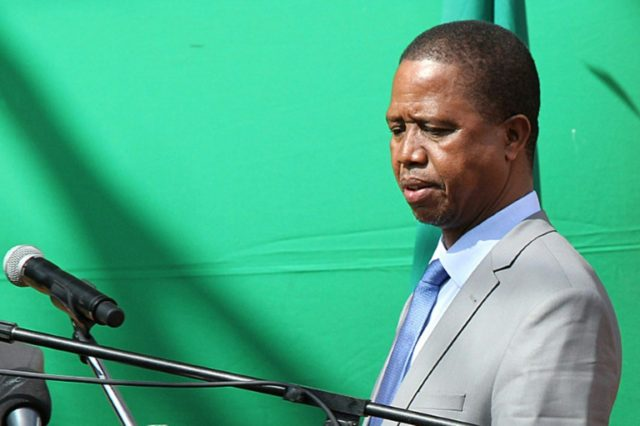 Zambian President Edgar Lungu has promised a crackdown on street food stalls, bars and restaurants that do not meet minimum food hygiene standards