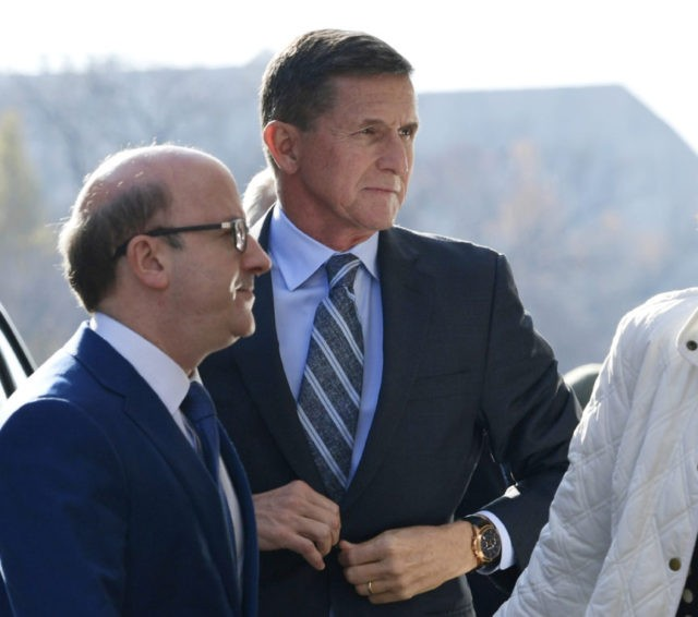 Trump's legal team preparing for offensive against ex-NSA Flynn
