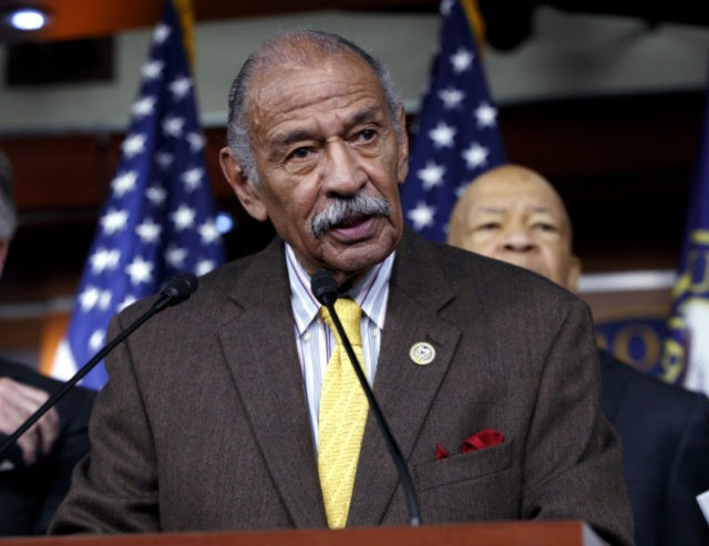Former Rep. John Conyers dead at 90