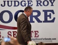 Five Things That Went Wrong for Roy Moore